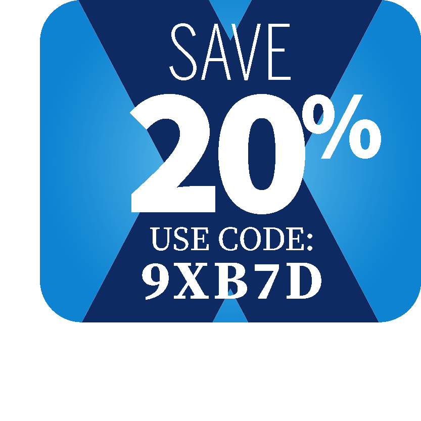 Blue Cross 20%