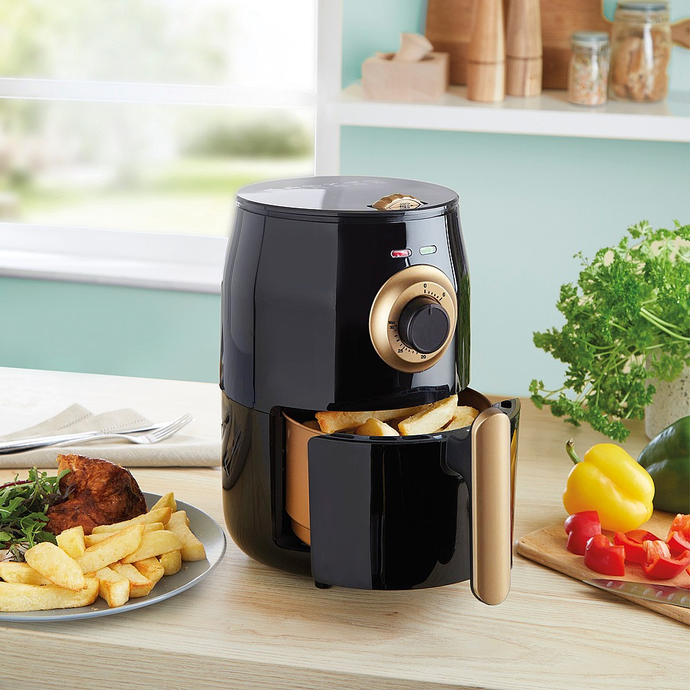 Copper King Air Fryer 1.8L by Coopers of Stortford