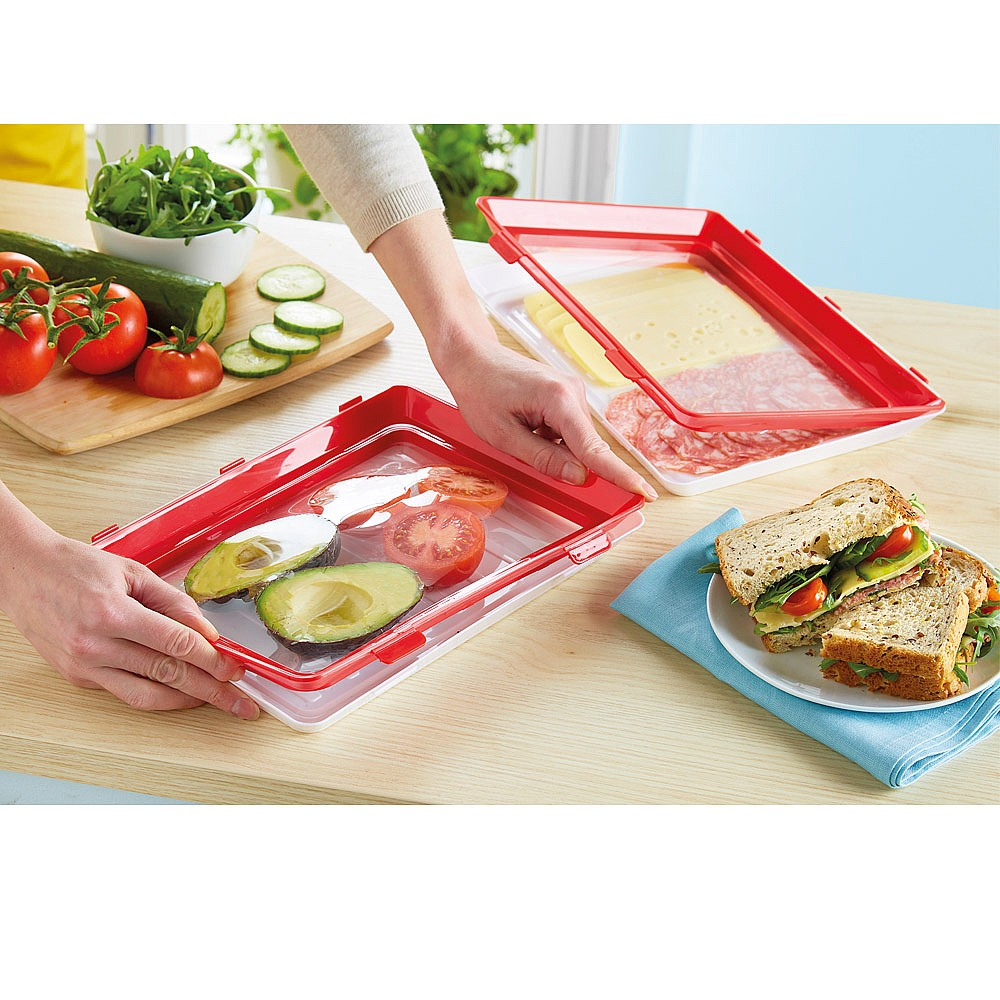 Fridge Fresh Trays 2 Pack by Coopers of Stortford