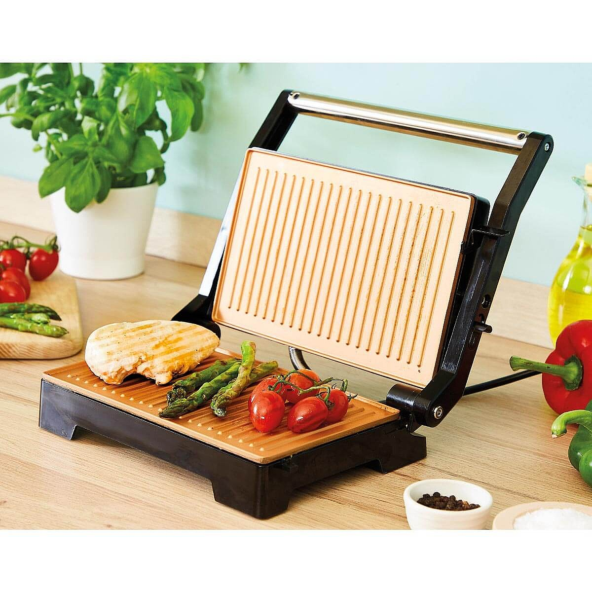 2-In-1 Health Grill