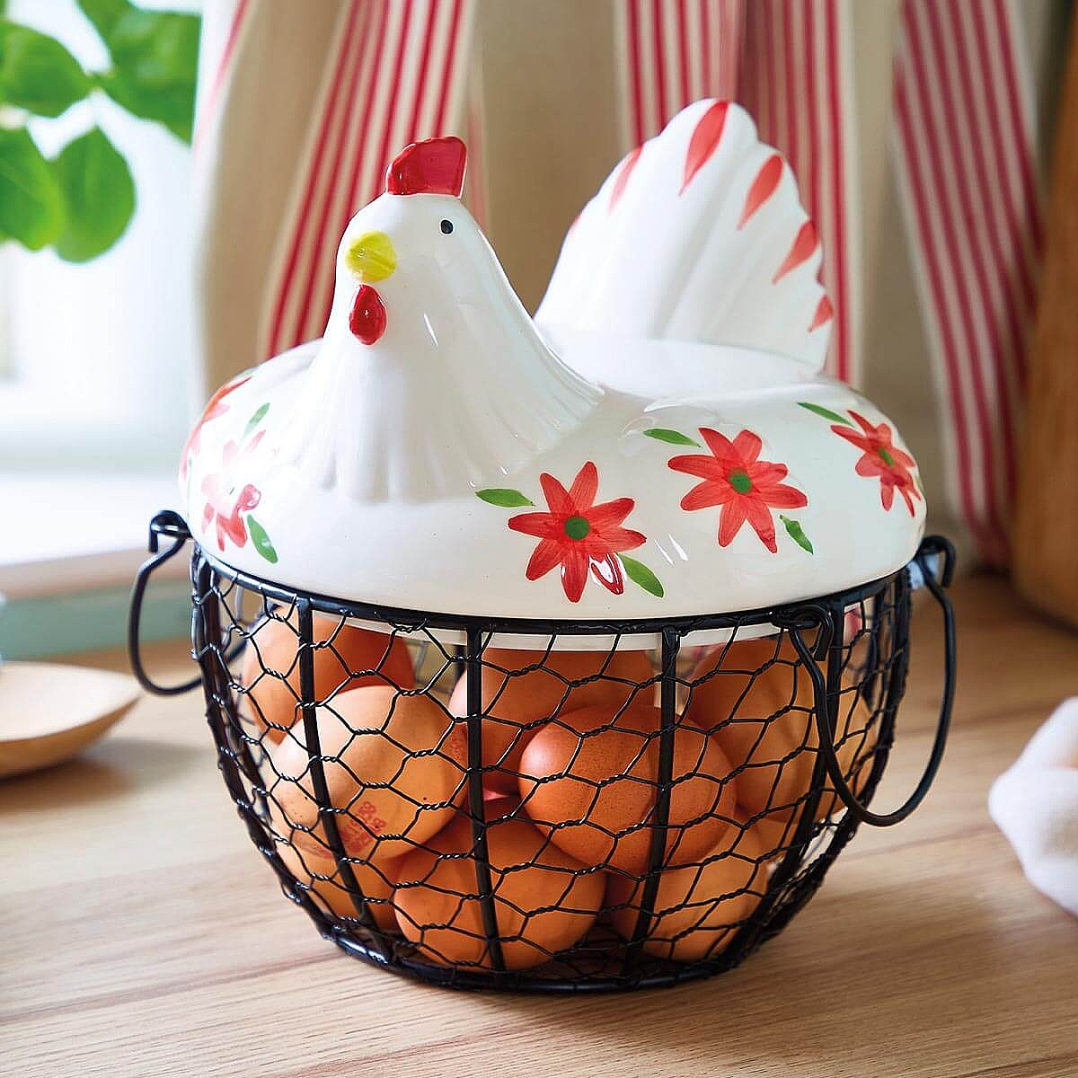 Egg Basket by Coopers of Stortford