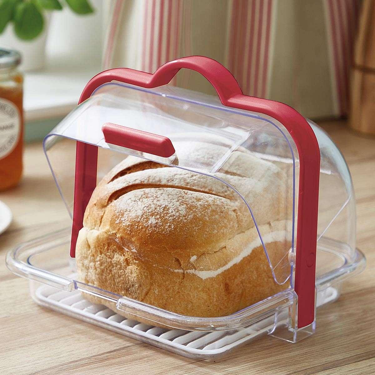 Keep Fresh Bread Box
