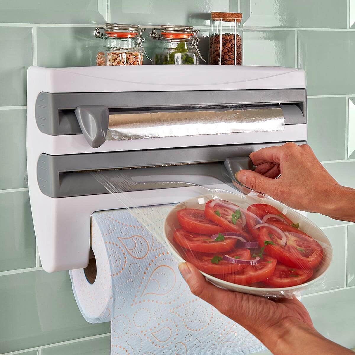 3-In-1 Kitchen Dispenser