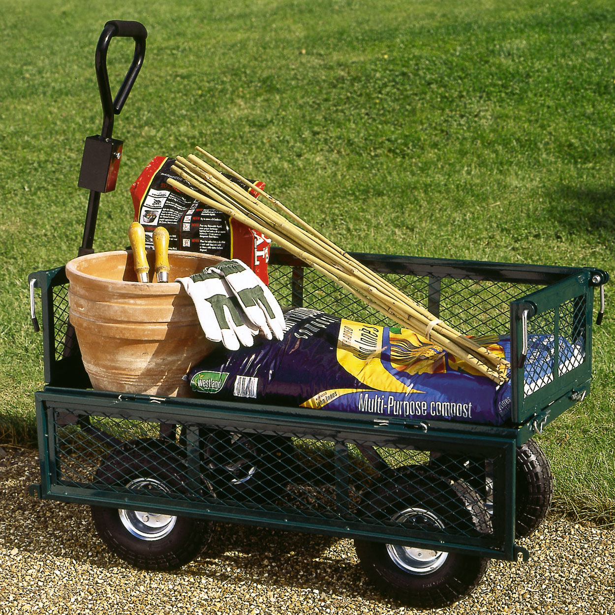 Coopers of Stortford Garden Cart from Coopers of Stortford