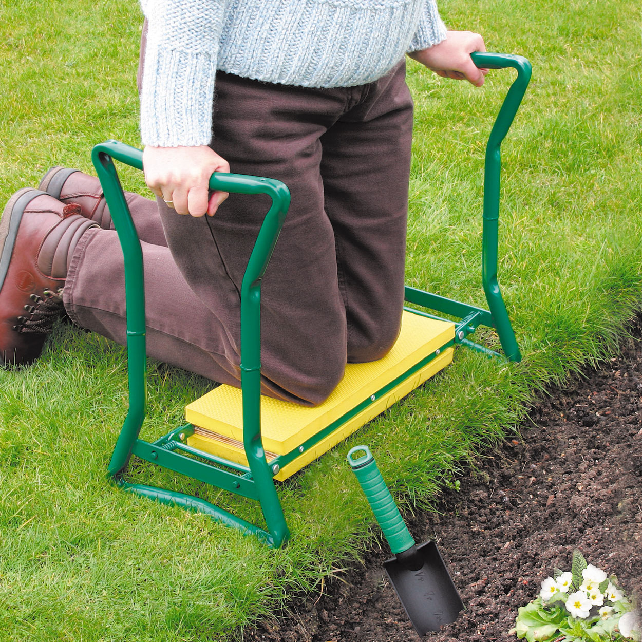 Coopers of Stortford Garden Kneeler Seat from Coopers of Stortford