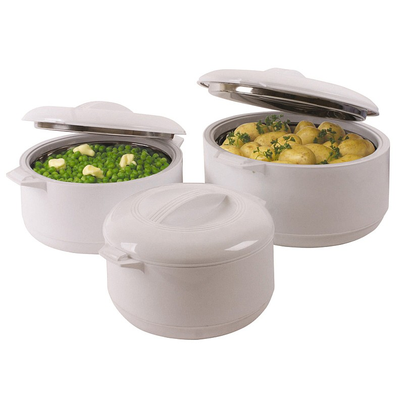 Insulated food containers large