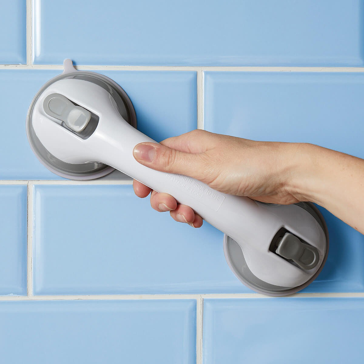 White Suction Safety Handles - Buy 1 Get 1 Free | Health | Coopers ...