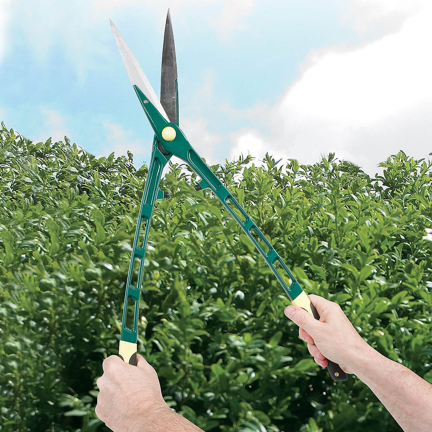 Hedge shears light wt for Lightweight garden shears