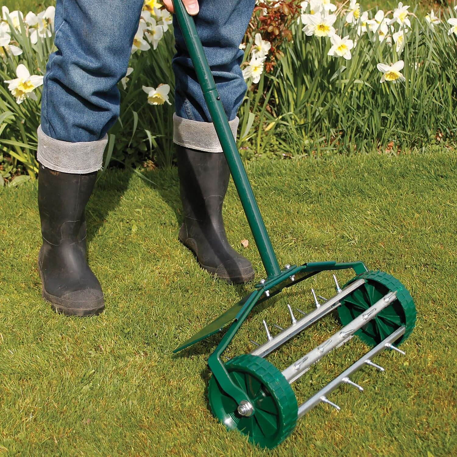 Coopers of Stortford Lawn Aerator from Coopers of Stortford