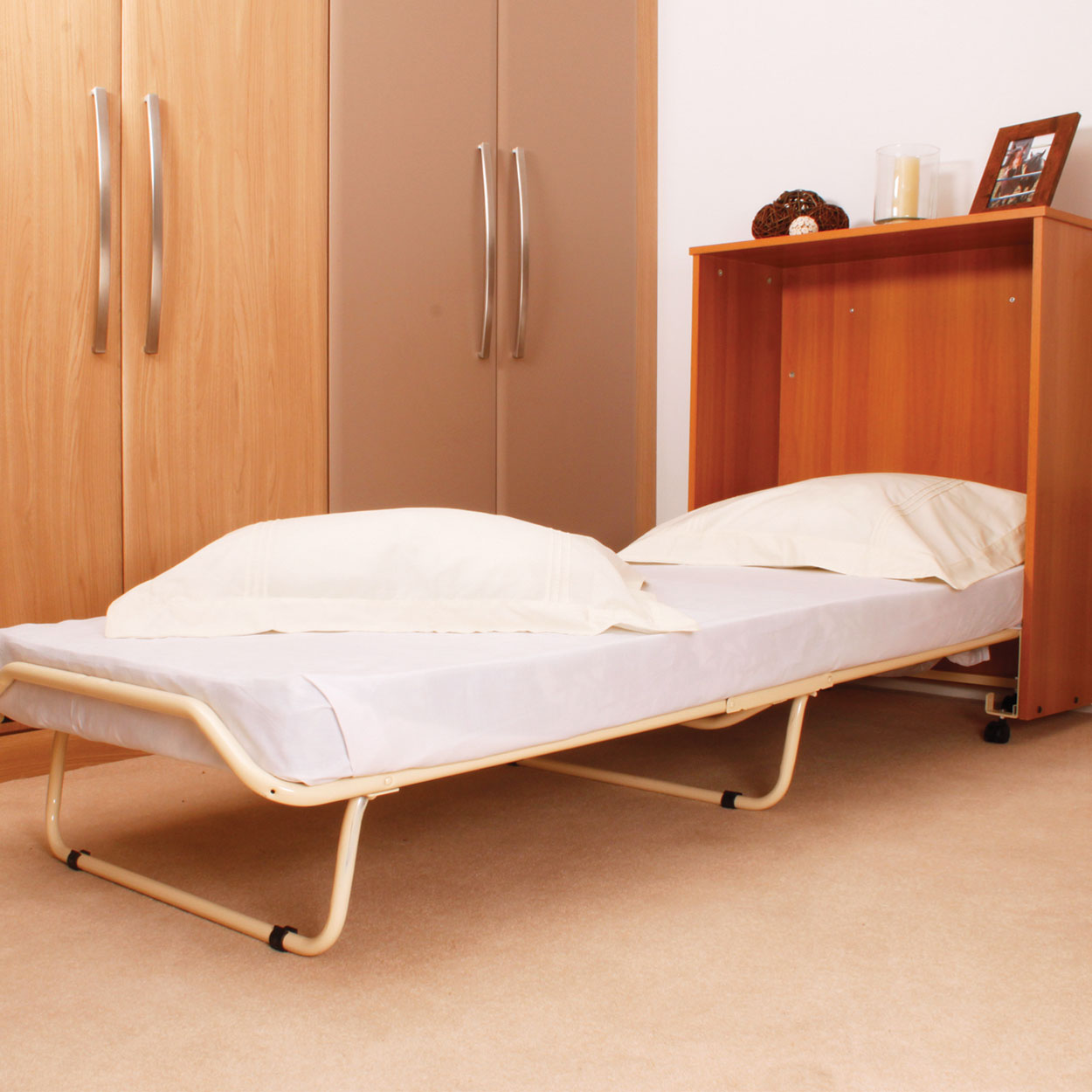 - Folding Bed In Drawers