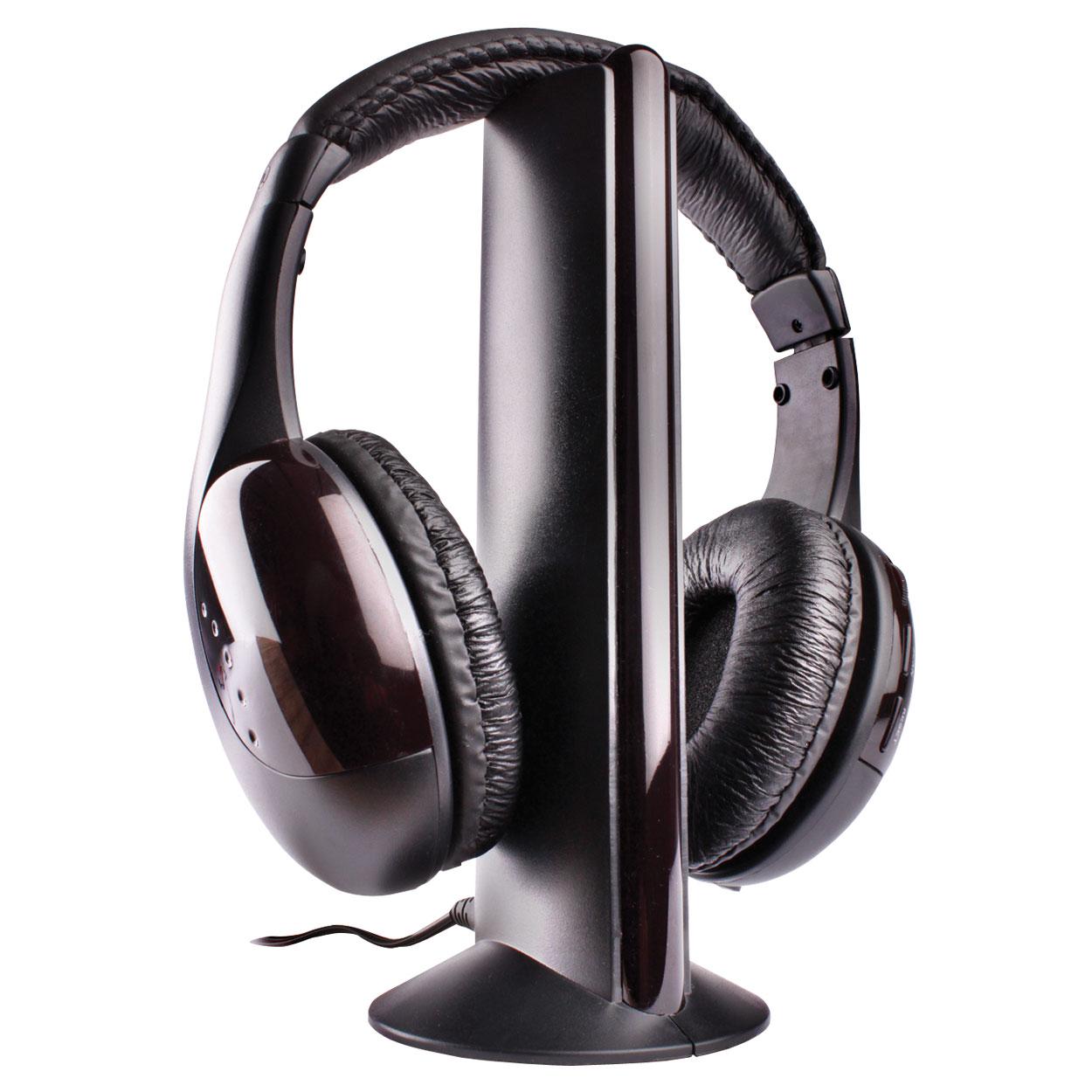 5In1 Wireless Headphones