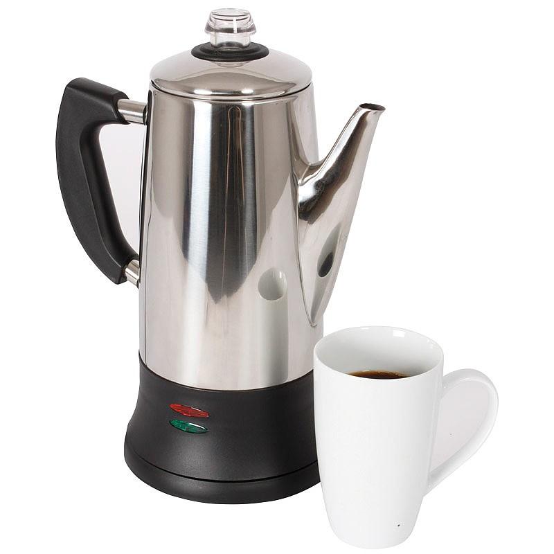 Cordless Coffee Percolator