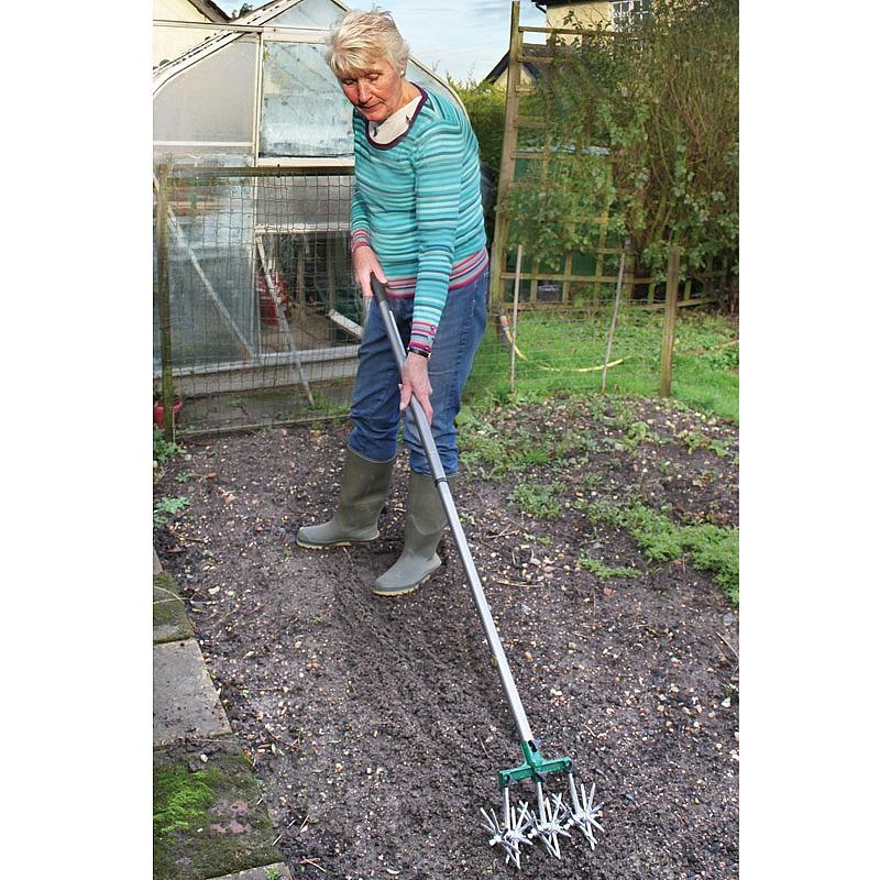 rotary manual cultivator garden coopers of stortford rh coopersofstortford co uk Hand Tiller Cultivator Tines