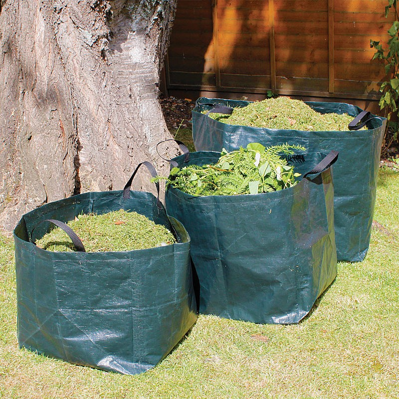 Coopers of Stortford Set of 3 Garden Waste Bags from Coopers of