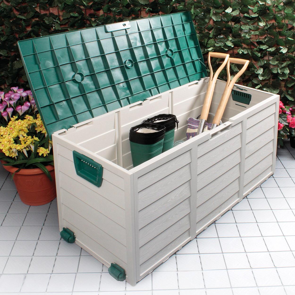 OUTDOOR STORAGE BOX & Garden Storage Box | Garden | Coopers Of Stortford