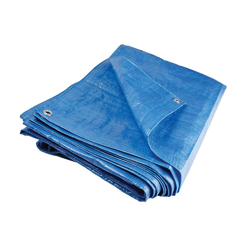 Image of 10X15M Blue Multi Use Tarpaulin