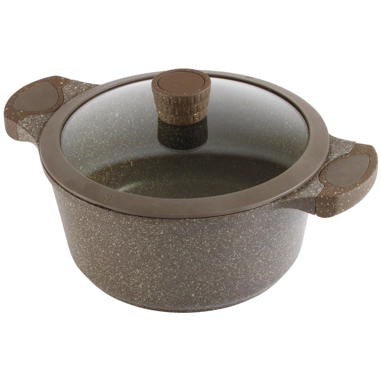 Image of 23Cm Die Cast Casserole Pot W/Lid
