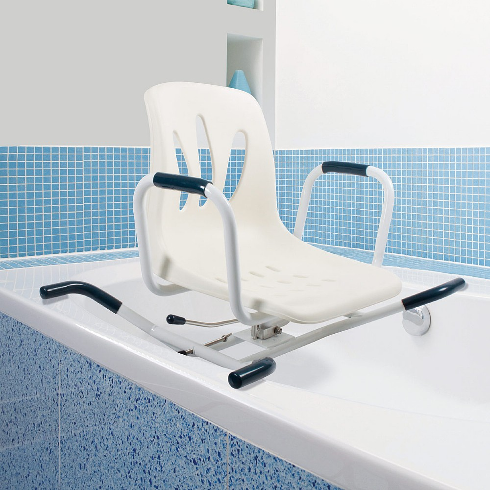 Swivelling Bath Chair | Bathroom | Coopers Of Stortford