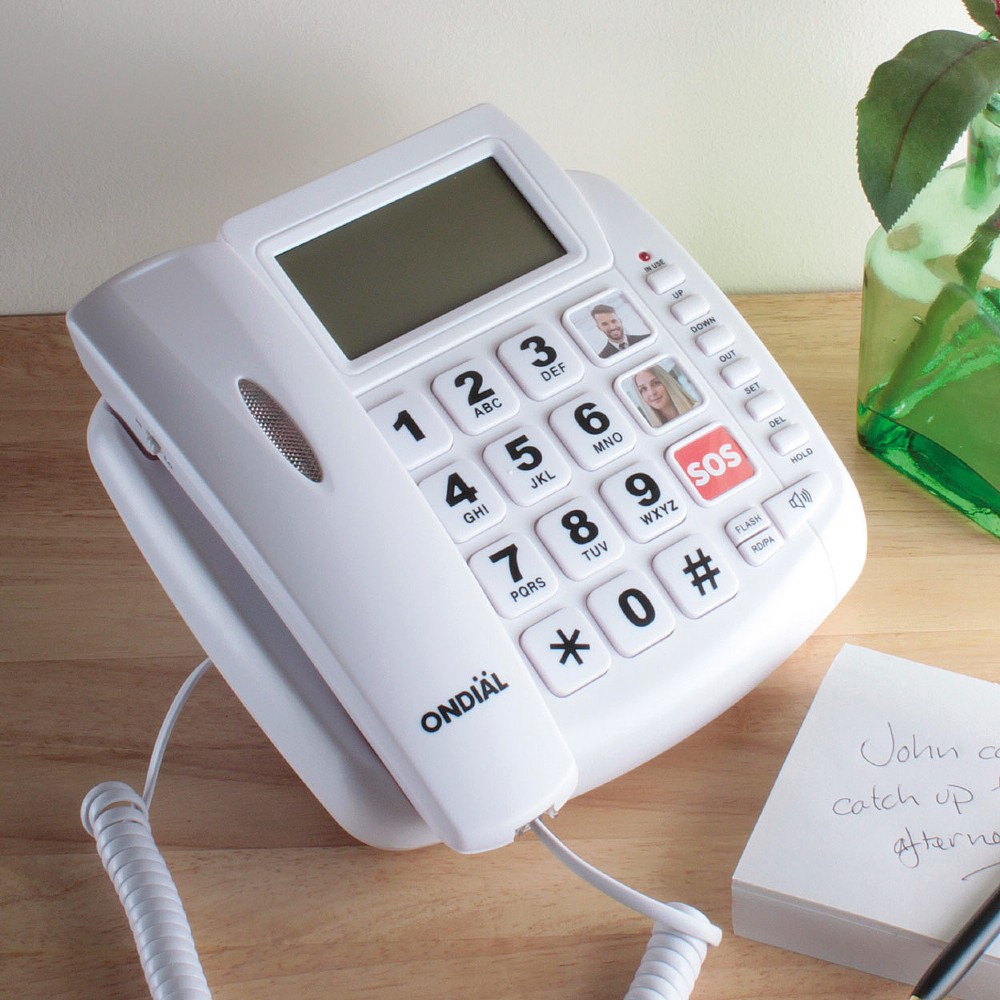 Easy Use Home Phone