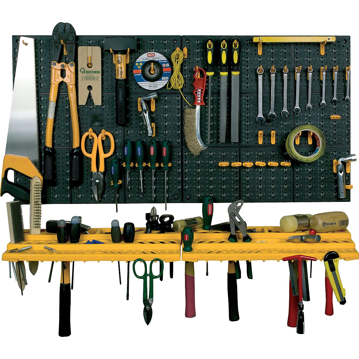 series rail tool i with metaltech safety md scaffold and jobsite imcnt shelf folding
