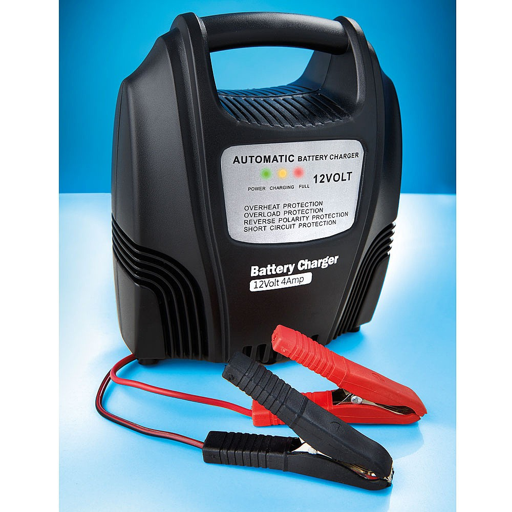 Car Battery Charger Motoring Coopers Of Stortford Reverse Polarity Protection
