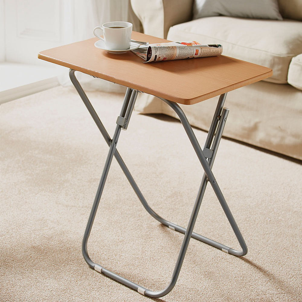 - Folding Table - Buy 2 Save £6 Furniture & Storage Coopers Of