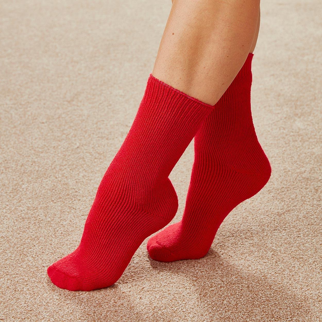 1e03b59599466 Ladies' Thermal Socks   Footwear   Coopers Of Stortford
