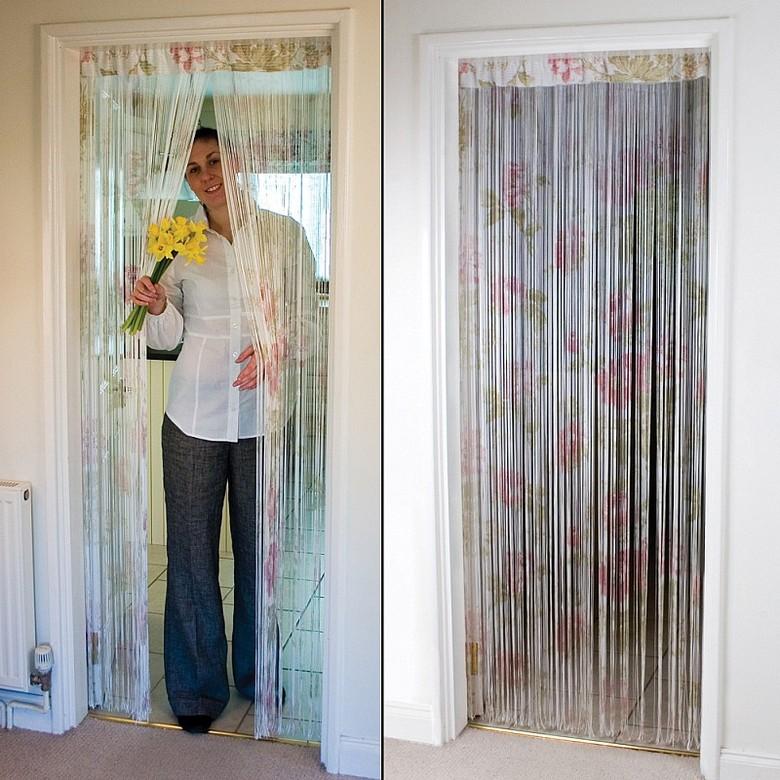 Image of Universal Door Screen Design - English Rose