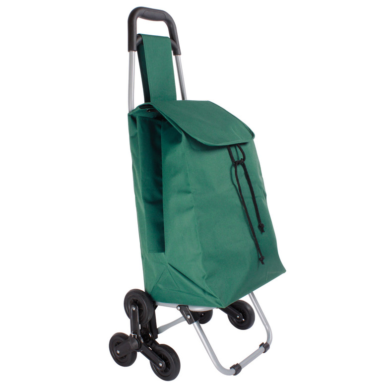6-wheel Shopping Trolley
