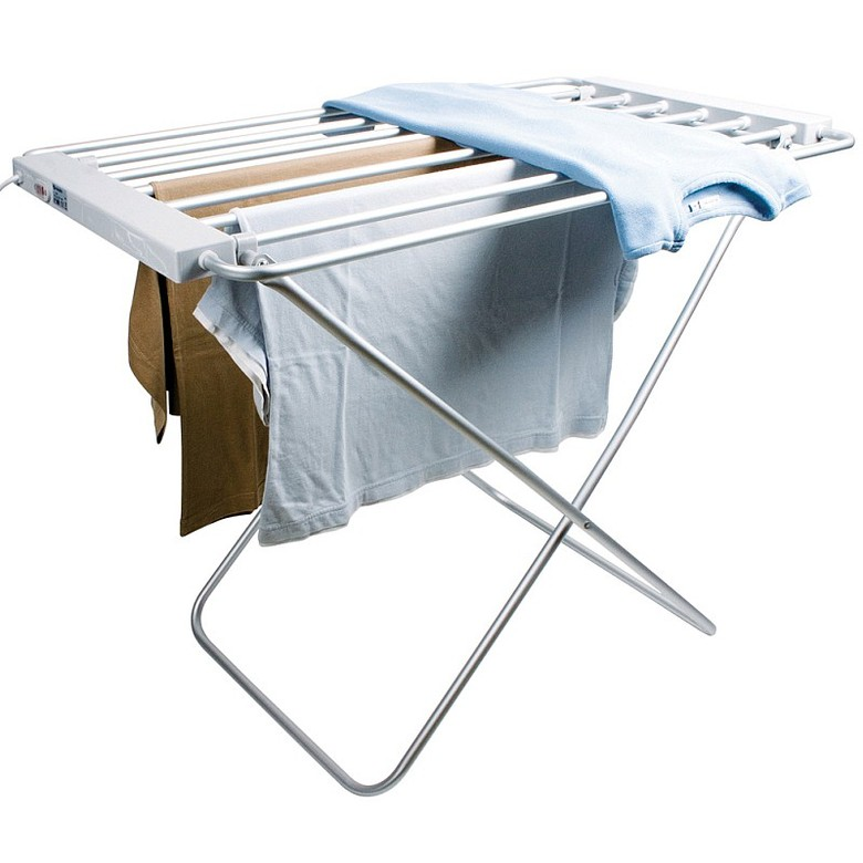 Lightweight Heated Clothes Airer Dryer
