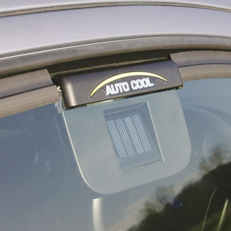 Solar Car Vent (Auto Cool)