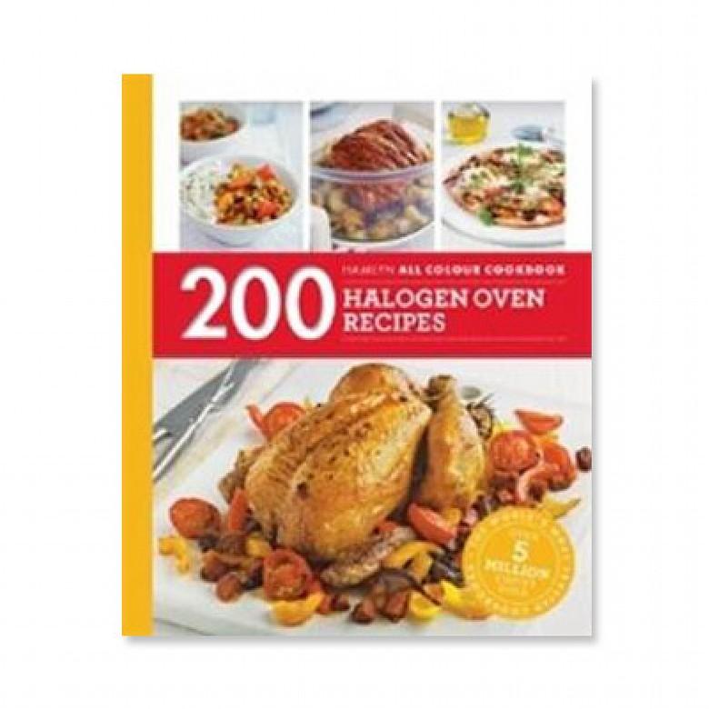 The Halogen Oven Cookbook Publisher  The Halogen Oven Cook Book