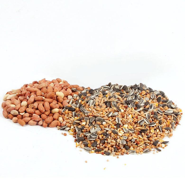 Image of Deluxe Bird Food Pack
