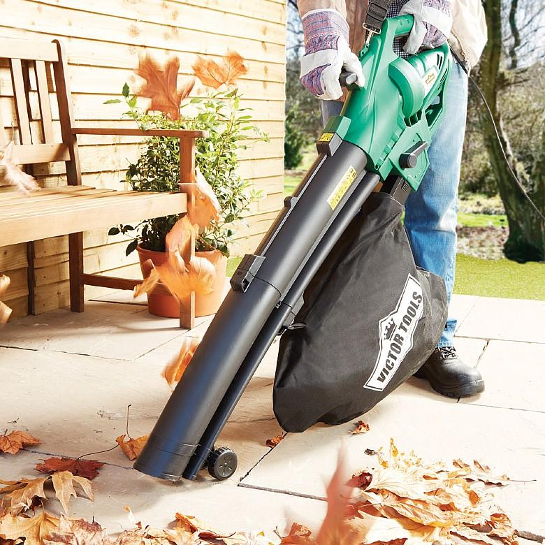 Leaf Blower Vac