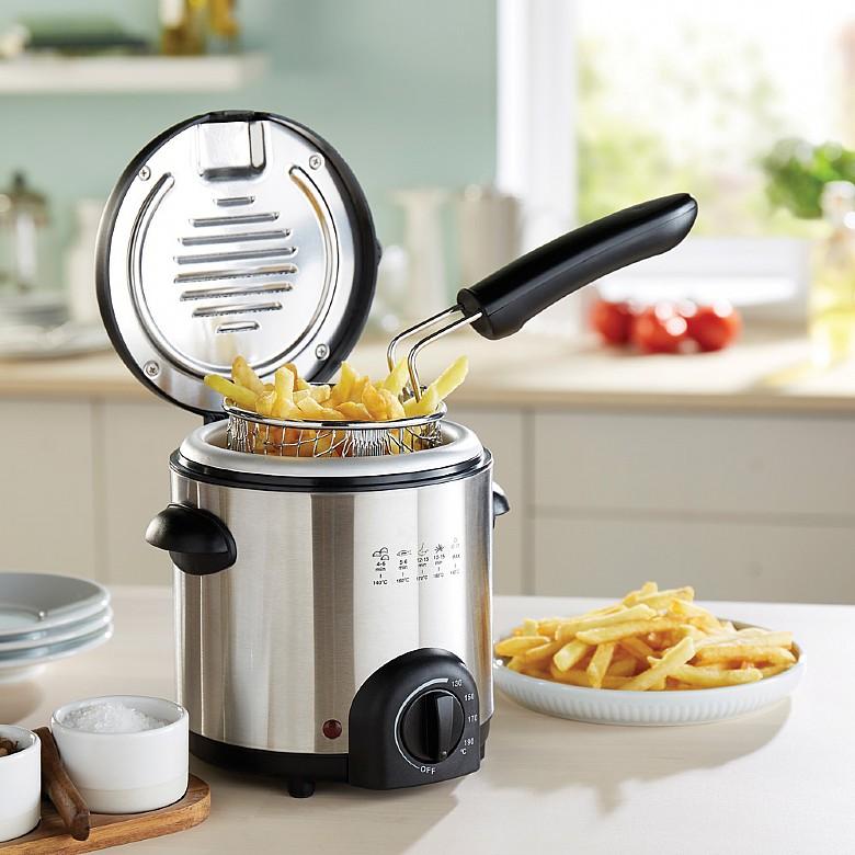 Image of Compact Mini Fryer
