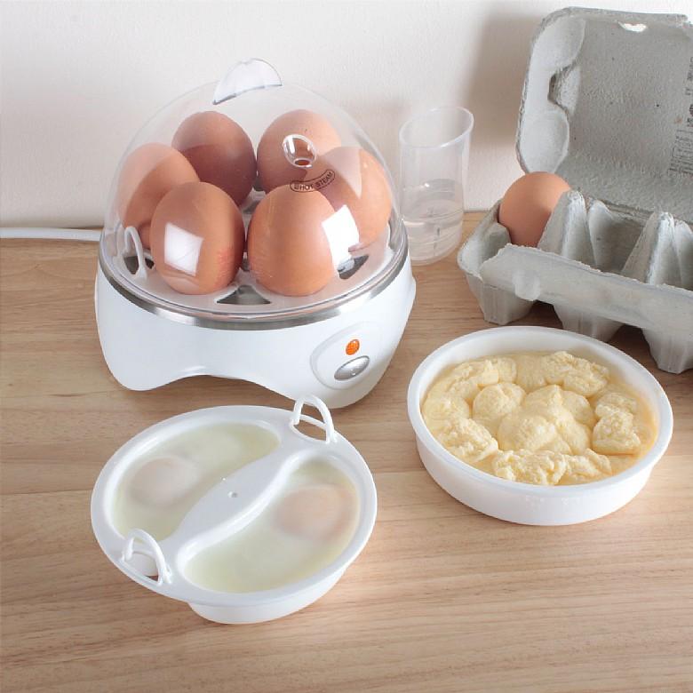 Image of Electric Egg Boiler & Poacher