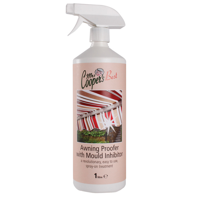 1L Mrs Coopers Awning Proofer and Mould Inhibitor