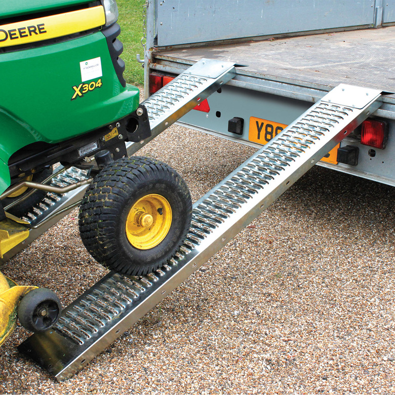 Pair of Trailer Ramps