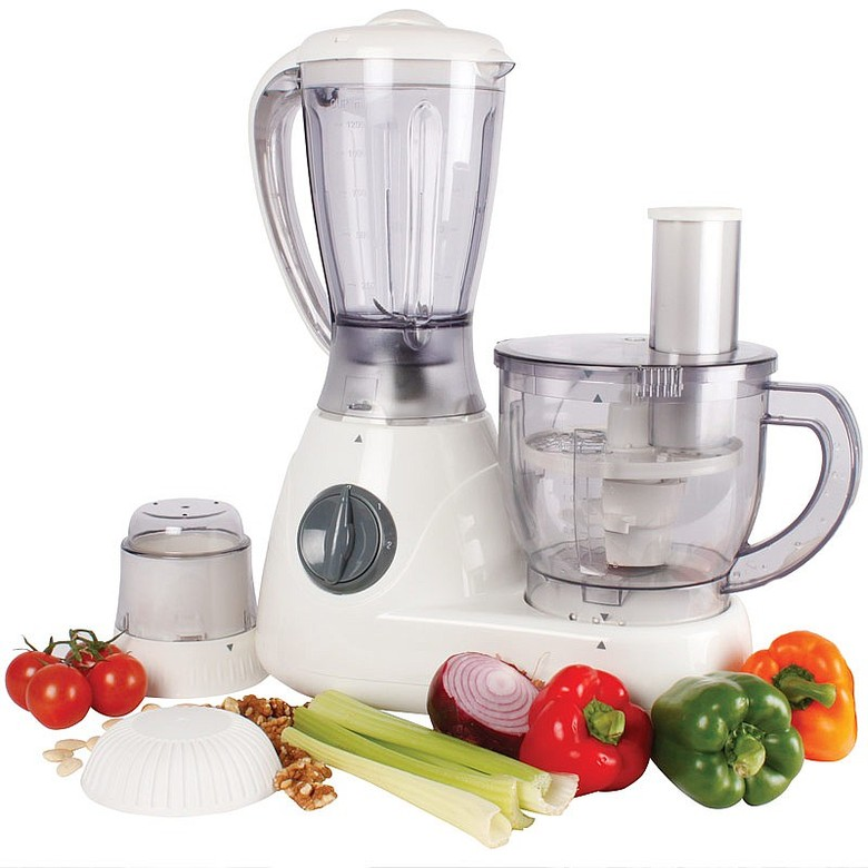 Image of Deluxe Food Processor and Blender