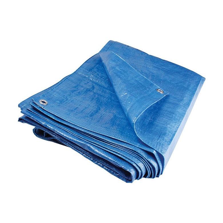 Blue Multiusage Tarpaulin Size (m)  10x15