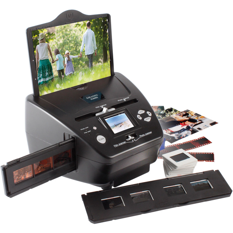 Slide and Photo Scanner