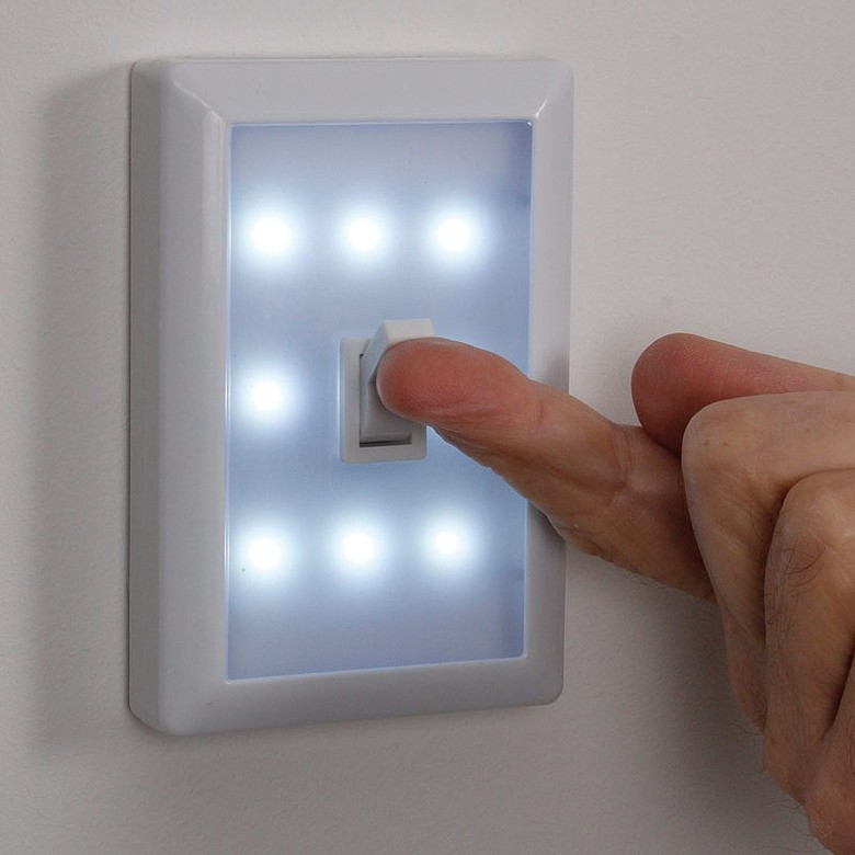 Pack of 3 LED Switch Lights