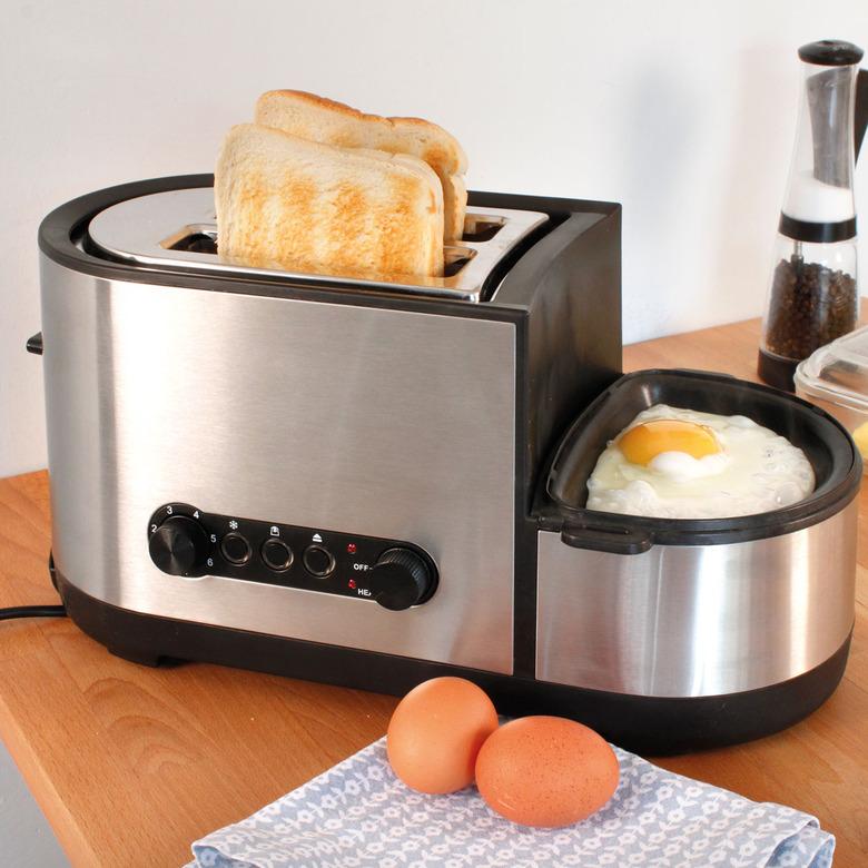 Toaster & Egg Cooker