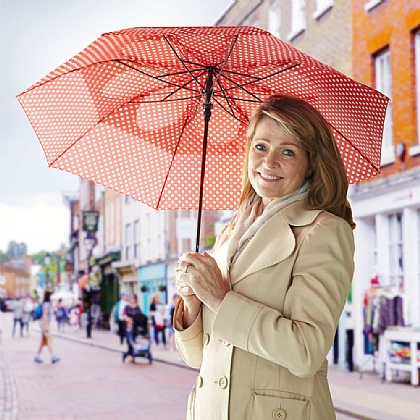 Vented Windproof Umbrella - Buy 1 Get 1 Free
