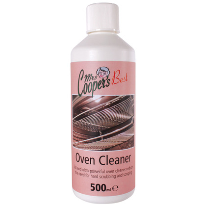 Mrs Coopers Oven Cleaner - Buy 2 Get 1 Free