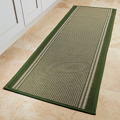 Deluxe Jacquard Kitchen Rugs