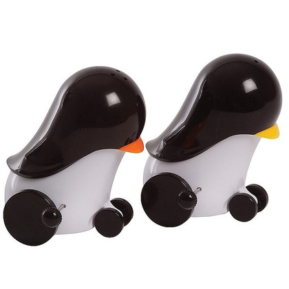 Clockwork Salt & Pepper Pots Multibuy