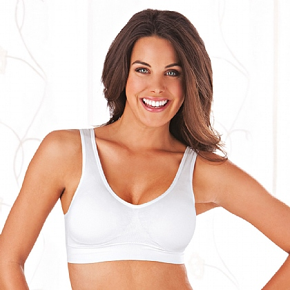 Comfort Bras - 3 Colour Pack