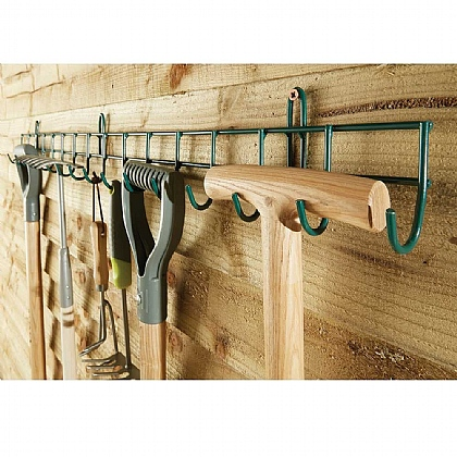 1m Single Tier Hanging Tool Rack