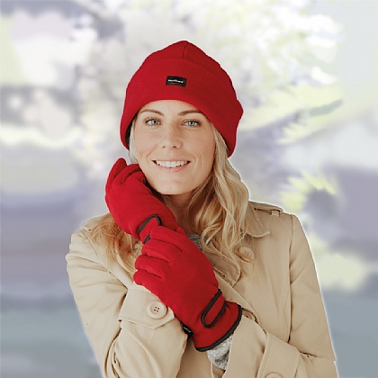 Thermal Fleece Hat & Gloves